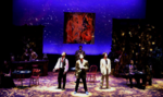 Scenic Design by Leonard Curtis, Light Design by Eric Lange and Costume Design by Amy Rohrberg